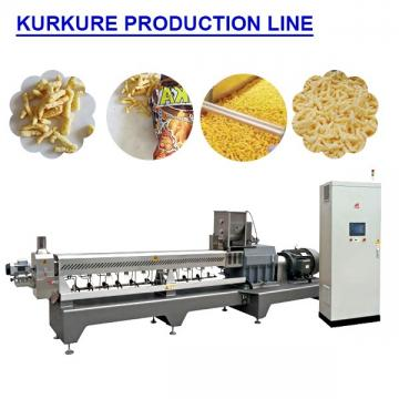 30Kw Industry Kurkure Production Line,High Productivity