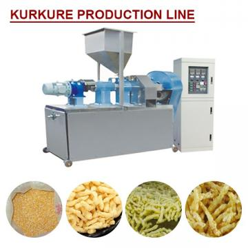 22-55kw High Automation Kurkure Production Line,Low Power