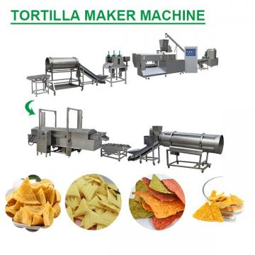 Low Energy High Speed Tortilla Maker Machine,Easy Operation