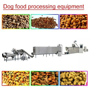 50KW SGS Certification Dog Food Processing Equipment With 150-5000kg/h Capacity