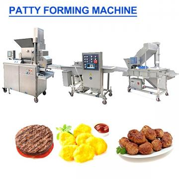 220V Automatic Patty Forming Machine,Made Of Stainless Steel