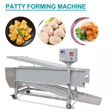 220V Burger Forming Machine Automatic Burger Patty Making Machine