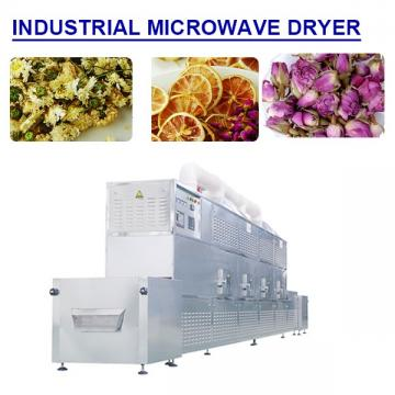 PLC System Stainless Steel Food Grade industrial microwave dryer,industrial microwave systems