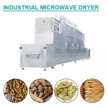 380V/50Hz easy operation industrial microwave dryer for vegetables,Stable quality