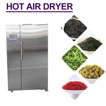 PLC System Intelligent Hot Air Dryer With High Quality