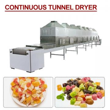 10-80kw High Degree Automation Continuous Tunnel Dryer,Even Drying