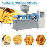 Lowest Price 380V Kurkure Production Line With 150kg/Hr Yield