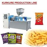 20.5kw Staines Steel Kurkure Production Line With Corn Flour As Raw Materials