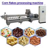 30KW Corn Flakes Making Machine Corn Flakes Production Line