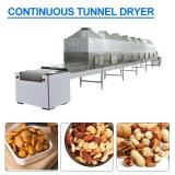High Efficiency SUS304 Continuous Tunnel Dryer With Saving Labor