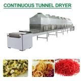 ISO9001 Certification 220-600V Continuous Tunnel Dryer For Chinese Herbal Medicine