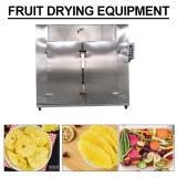 380v Stainless Steel Fruit Drying Equipment With Low Noise